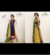 Asim Jofa Luxury Lawn 2015